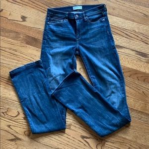 Gap baby boot cut jeans